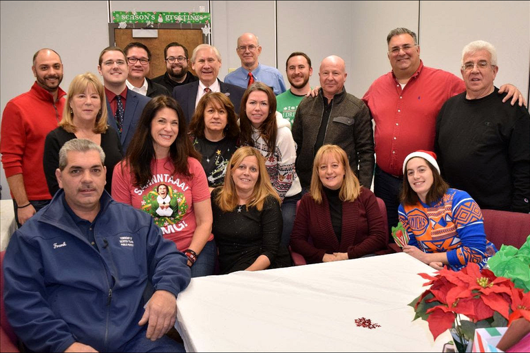 Happy Holidays from the Township of Scotch Plains