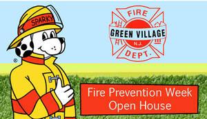 Green Village Fire Department Open House