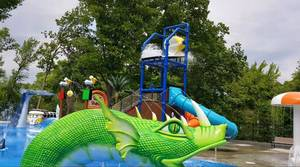 Union County's Program for Children with Special Needs Continues at Spray Park in Linden