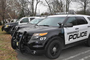 Springfield Police Officer Assaulted After Shoplifting Incident