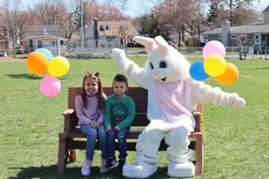 Easter Festivities Highlight Past Weekend in Springfield