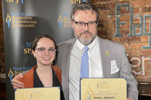 TAPinto Newark Wins Top Award From NJ Society of Professional Journalists For Third Year In A Row