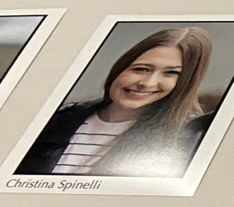Newton High School Theater Senior Spotlight Part 8- Christina Spinelli