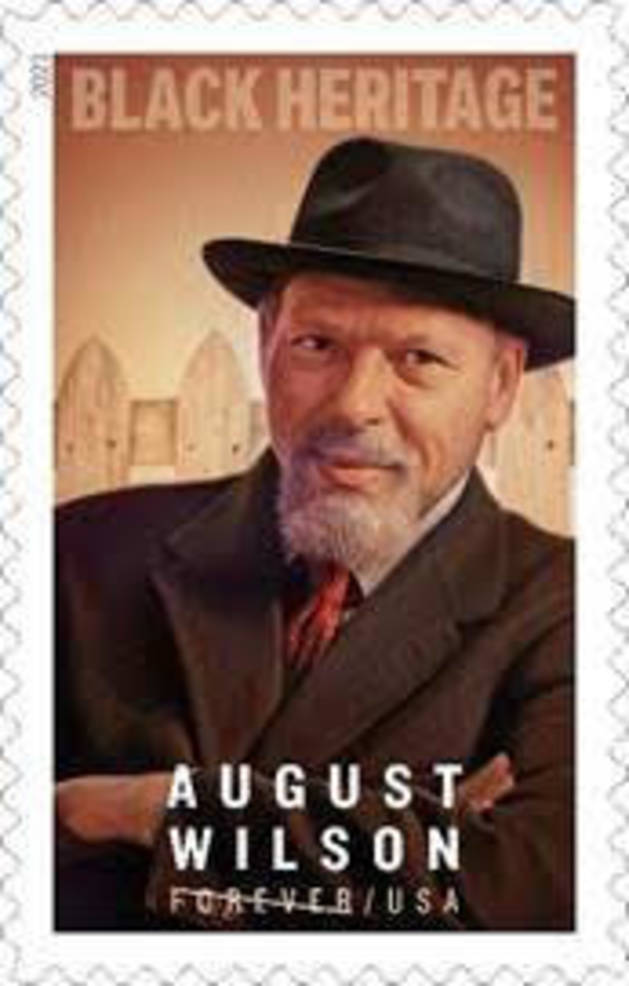 Playwright August Wilson Takes Center Stage on  U.S. Postal Service Commemorative Forever Stamp