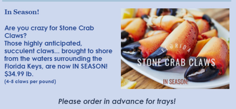 Lusty Lobster - Haddock & Fluke Fillet, Appetizer Trays, Lunch Combos, Hot Soups and More