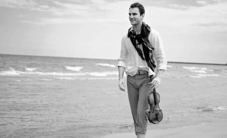 Stefan Milenkovich walking on beach.jpg