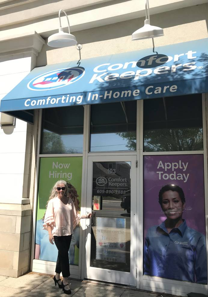 Comfort Keepers® of Robbinsville Celebrates 16 Years of Service