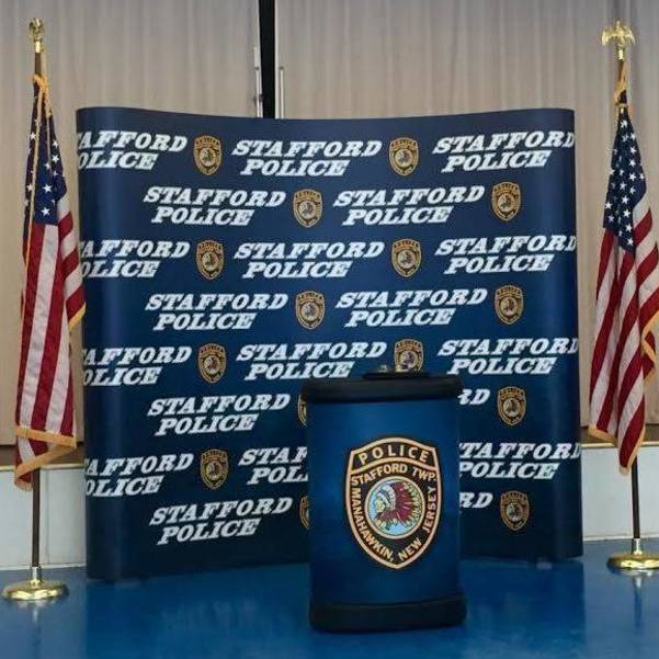 Stafford Police Press Conference File Photo
