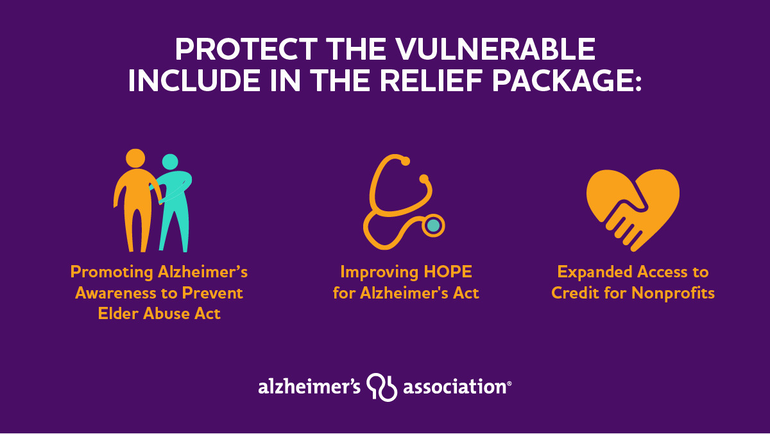 Protect the Vulnerable in the Relief Package