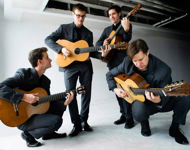 ACCLAIMED FAB FOUR at ST. PAUL'S in WESTFIELD
