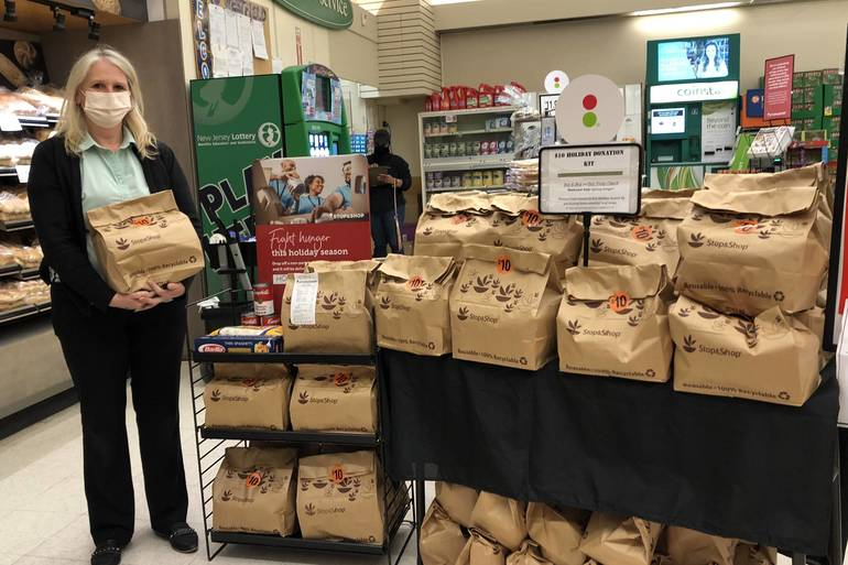 Westfield Stop & Shop Adapts Annual Charity Food Collection For Pandemic