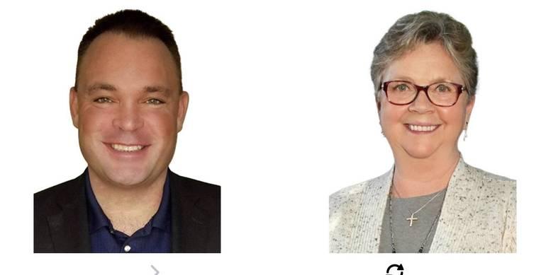 Steve Remming & Sandy Doyon  - Democratic Candidates for Borough Council