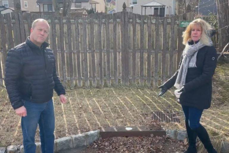Parsippany Resident Jacqueline Corvino Addresses Storm Drain Clean Up in Town