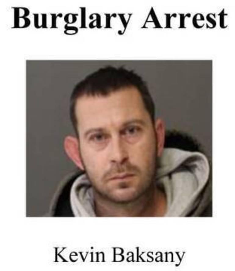 Hamilton Man Arrested in Trent Jewelers Burglary