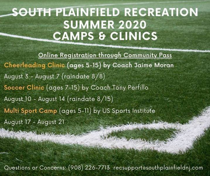 Summer Clinics and Camps