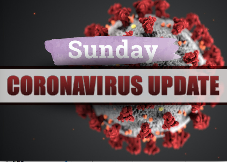 Sunday Coronavirus Update For Coral Springs, and More News