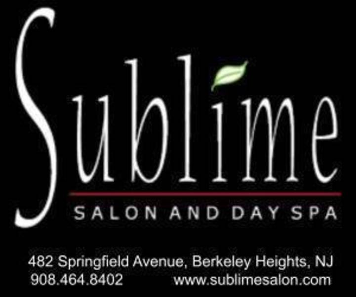 Sublime Salon and Day Spa Offers Fall Inspired Style and Specials