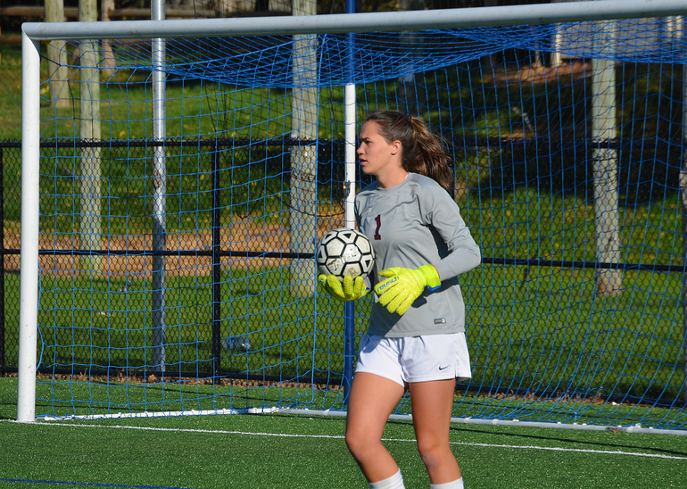 Summit goalkeeper Olivia Lawlor made six saves.png