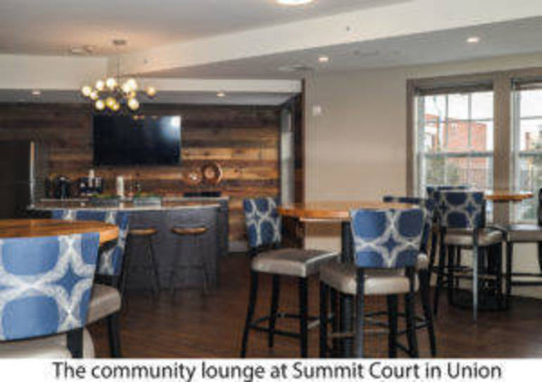 Summit Court community lounge