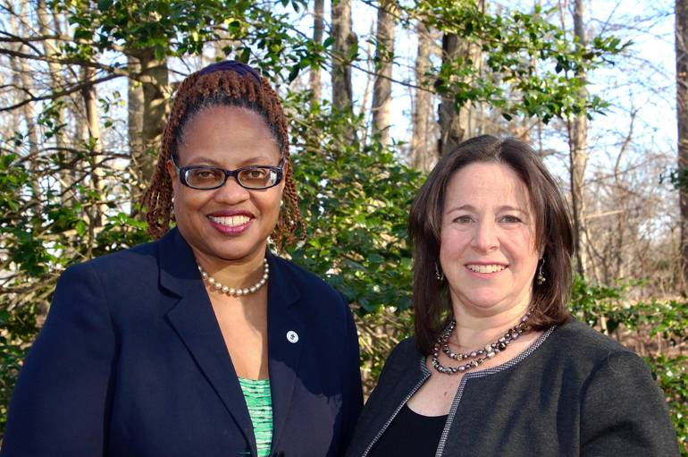 Susan Hairston and Marjorie Fox.jpg