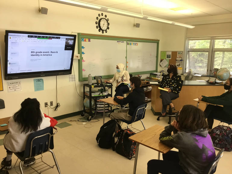 Wardlaw+Hartridge Eighth Graders Pursue Racial, Climate Action Plans