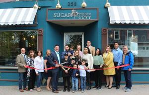 Nutley Chamber of Commerce, Sugar Tree Cafe, Nutley NJ, Linda Buset