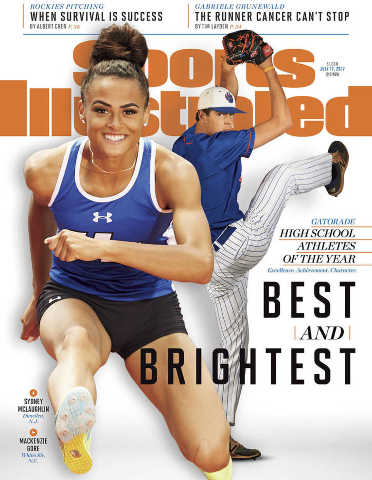Sydney McLaughlin SI cover.png