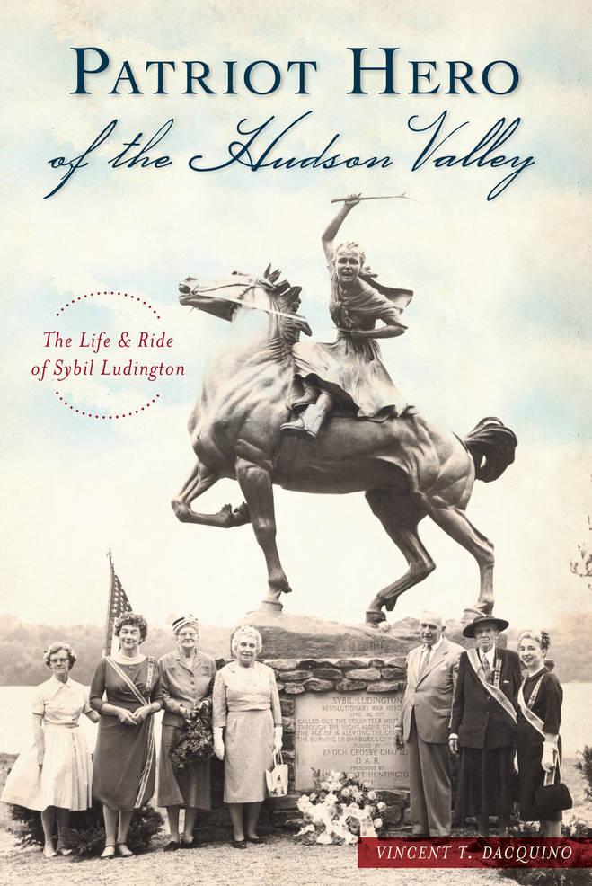 Vince Dacquino's New Book Tells True Story of Sybil Ludington
