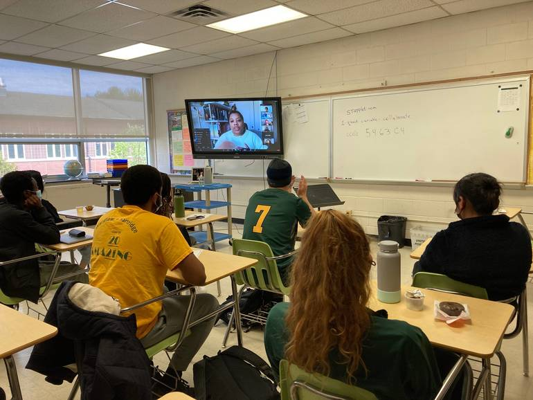 Wardlaw+Hartridge Students  Reflect After Symposium