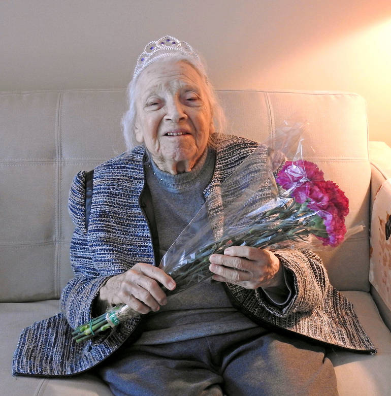 Celebrating Women's History Month with Six Crane's Mill Centenarians