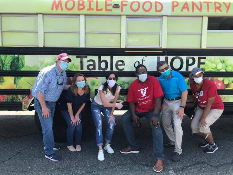 Table of Hope Food Pantry by First Lady Tammy Murphy.jpg