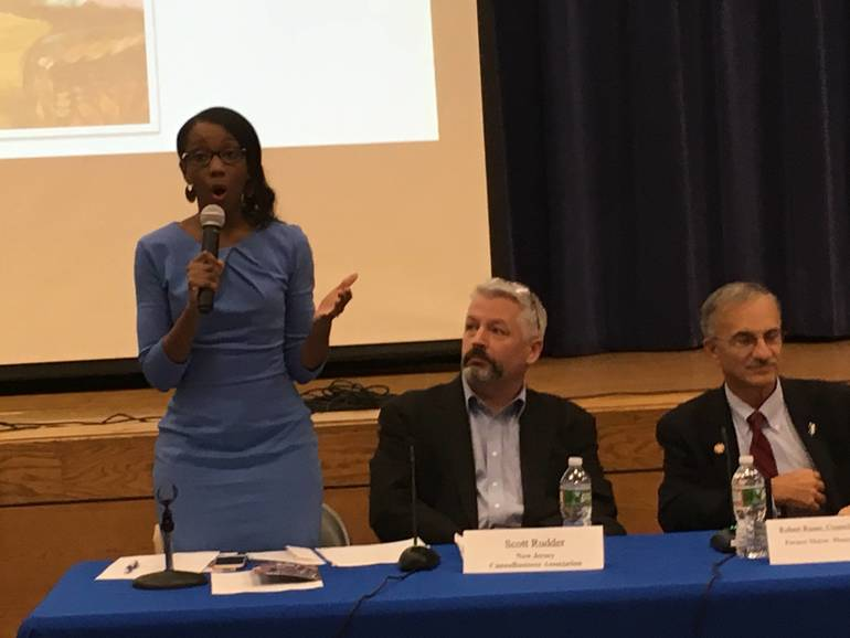 Talk of Expungement, Licensing, and more at Plainfield Marijuana Legislation Town Hall