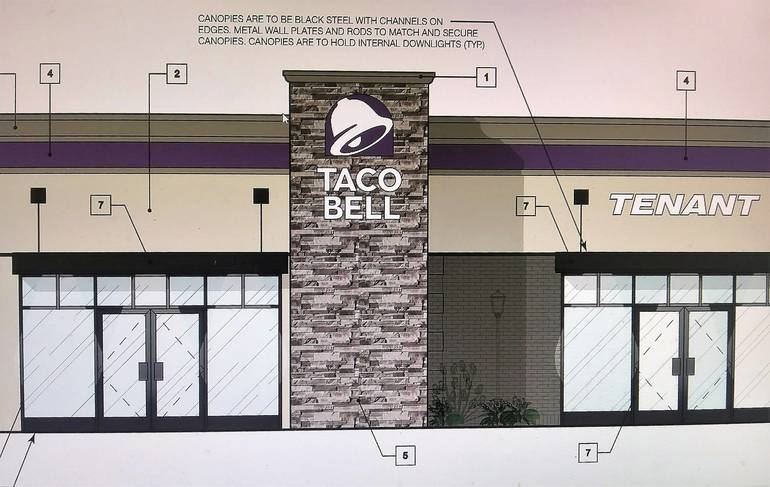 Taco Bell Design Still Needs Some Tweaking - TAPinto