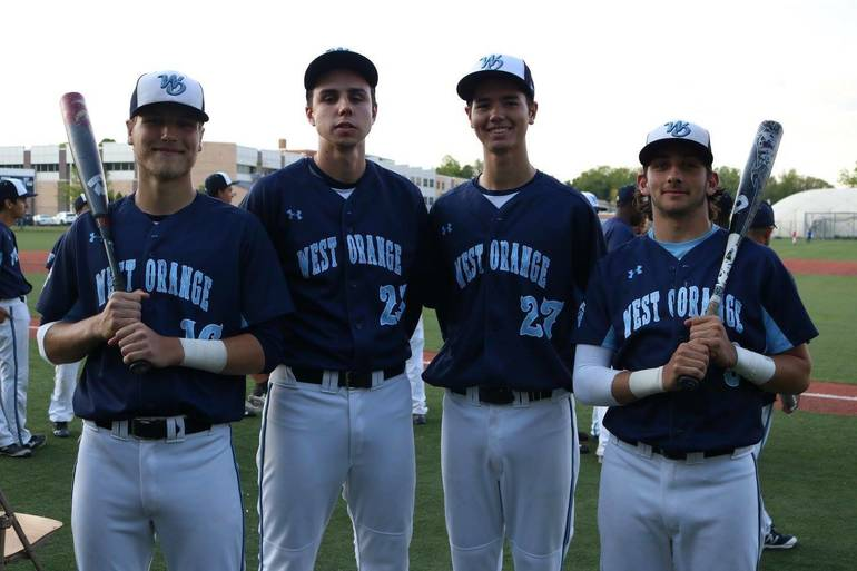 WOHS Baseball Teammates