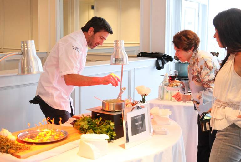 Taste 2019 Executive Chef Ken Mansfield Beach Tavern.JPG