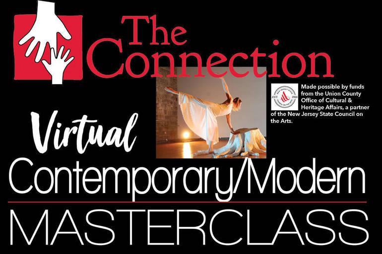 Virtual Contemporary/Modern Masterclass