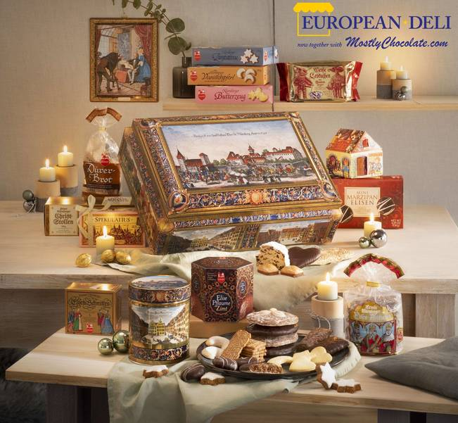 European Deli Offers You Delicious Imported Foods for Your Holiday