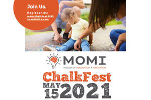 MOMI to host Virtual ChalkFest this Saturday, May 15th