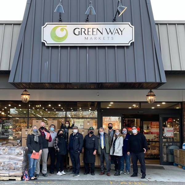 Green Way Market of Cross River and Lewisboro Community Help to Fight Food Insecurities this Thanksgiving