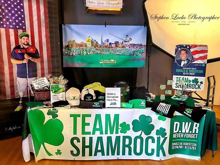 Team Shamrock Getting Ready to Break Ground for Local Vet's 'Smart Home'