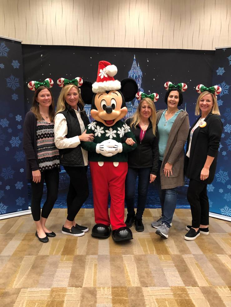 team in with Christmas Mickey.jpg