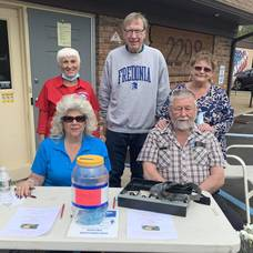 Elks Hold Annual Mother's Day Brunch as Drive Up Event