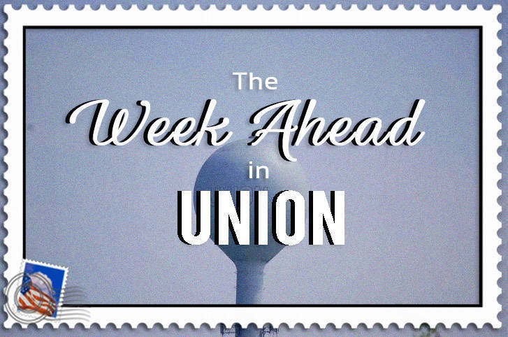 The Week Ahead in Union