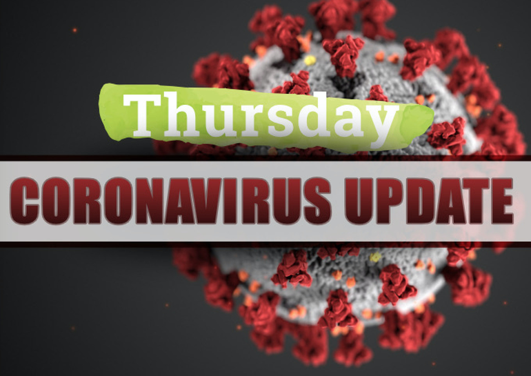 Thursday Coronavirus Update For Coral Springs, and More News