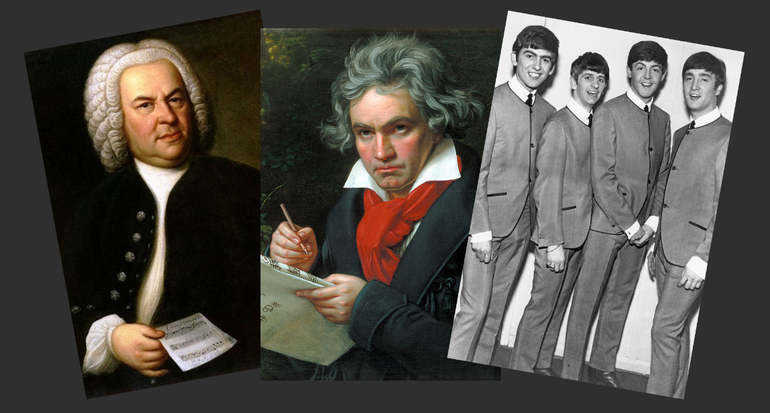 Adult Education Series at Library of the Chathams: The Three B's of Music-the Modern Version: Bach, Beethoven, & The Beatles