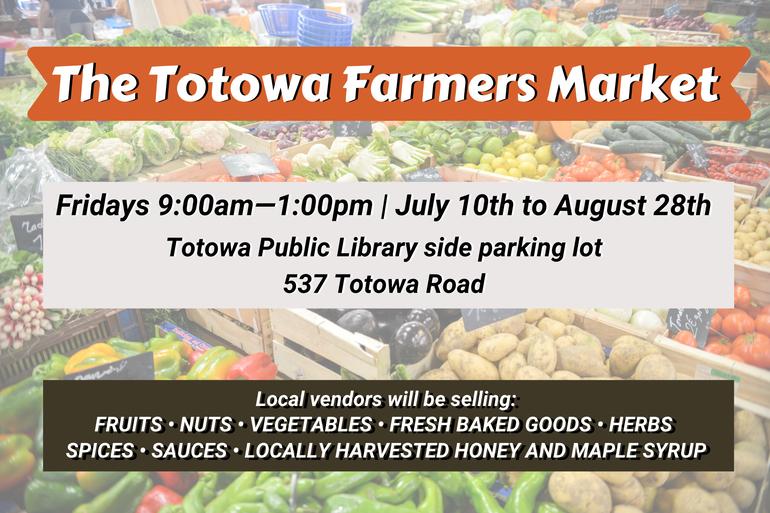 The Totowa Farmers Market