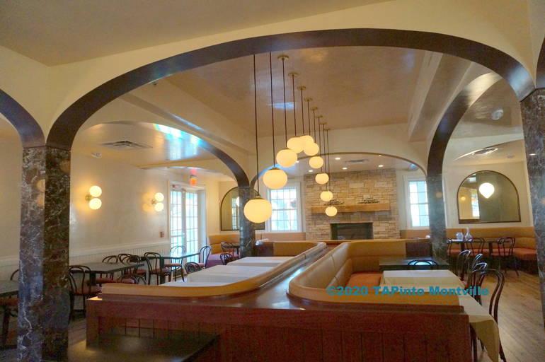 The dining room at Locanda Vecchia ©2020 TAPinto Montville 2.JPG