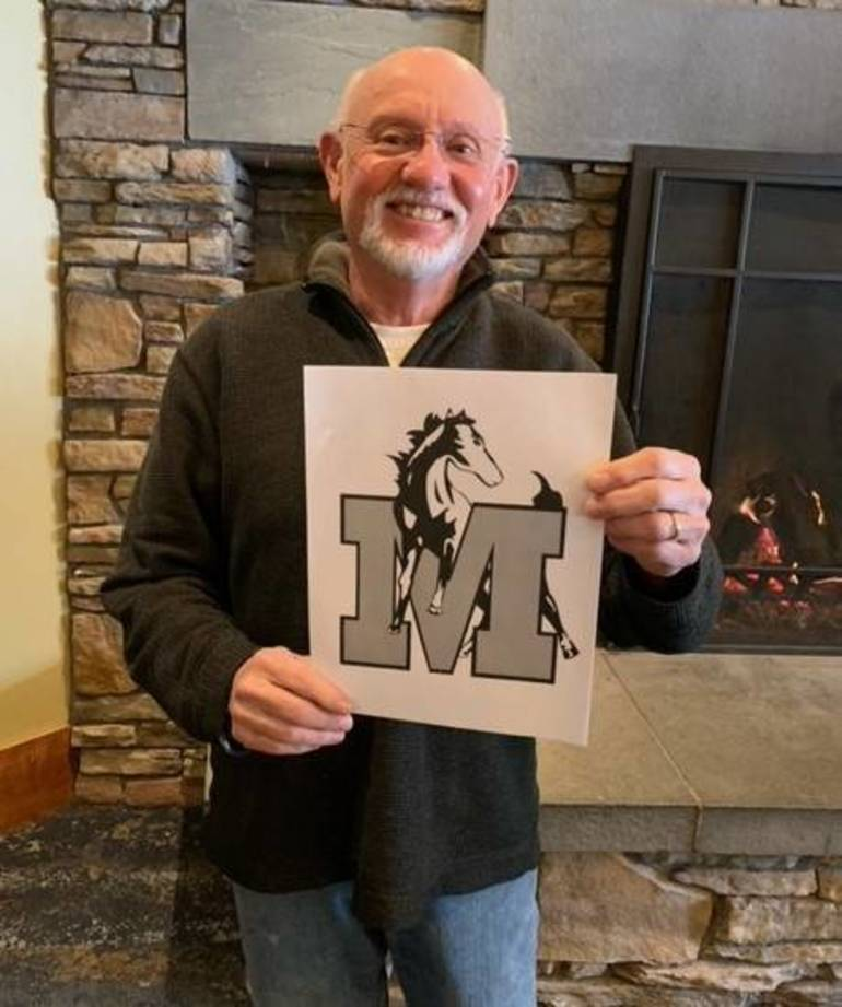 MCC Alum Reflects on the Blue Colt Logo - Five Decades After He Designed It