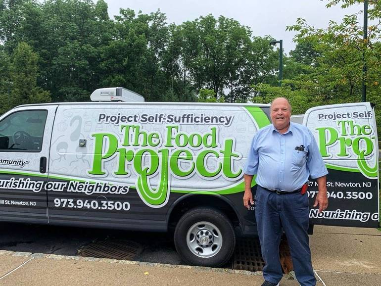 PSS Journey & The Food Project Return to the Road