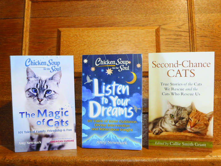 Bridgewater Woman Publishes Stories on Dogs, Cats